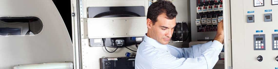 On site system diagnostics is performed by experienced professionals